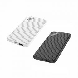 Carregador Power Bank Slim 5000mAh Personalizado