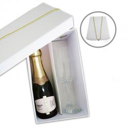 Kit Chandon Baby + 1 Taça Personalizado