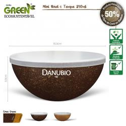 Mini BOWL GREEN com Tampa 240mL