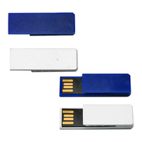 Pen Drive Clips Color Personalizado