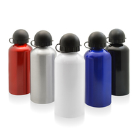 Squeeze Color Metal 500ml Personalizado para Brinde