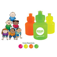 Squeeze Color Neon 300 ml Personalizado
